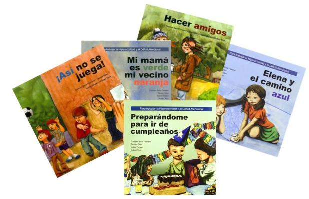 Llibres TDAH