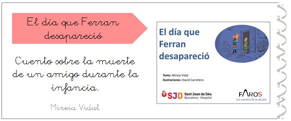 El día que Ferran desapareció